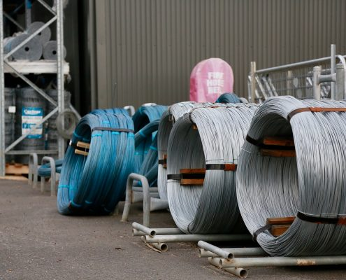 Wire & fencing supplies